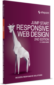Jump Start Responsive Web Design book