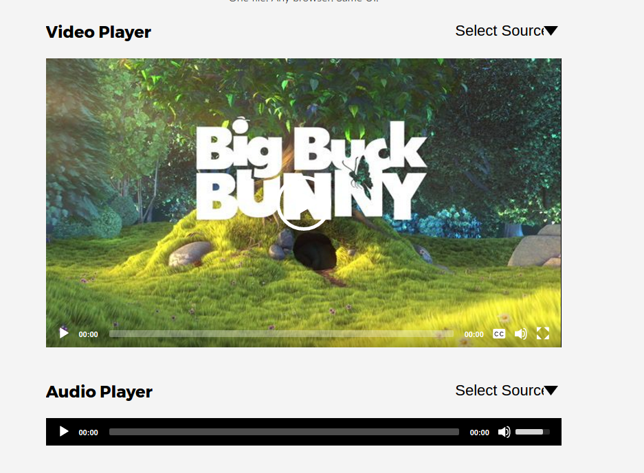 10 jQuery HTML5 Audio Players — SitePoint