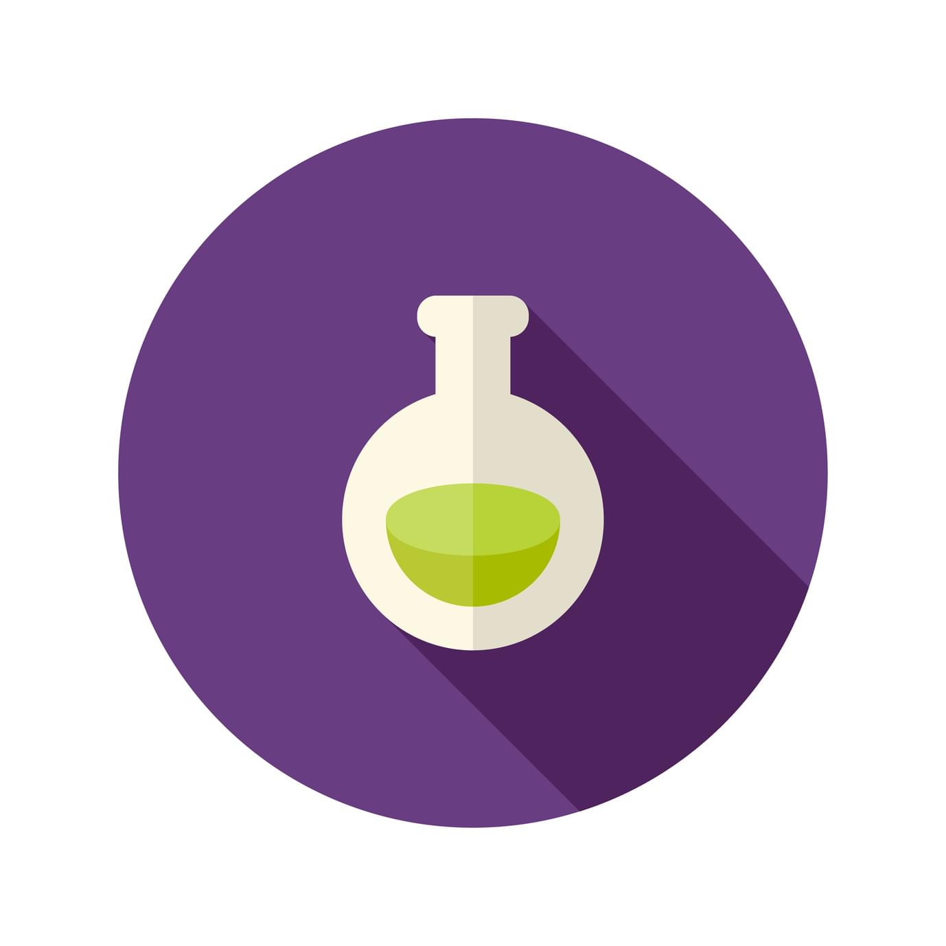 Potion vector illustration