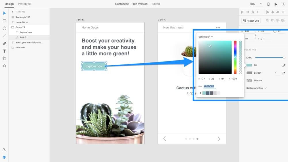 Why Prototyping with Adobe XD is the Most-Complete Design