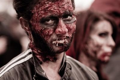 Zombie Day 6 - Bifff 2012 Eddie Berthier  @didyPhotography https://www.flickr.com/photos/didy_b/6919951868