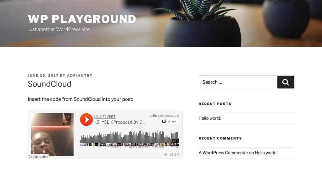 4 Simple Ways to Add Audio to Your WordPress Site — SitePoint