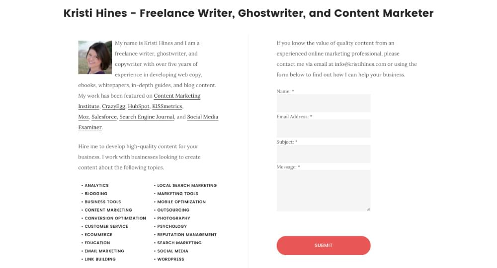How to Create a Portfolio Site That Will Get You Hired