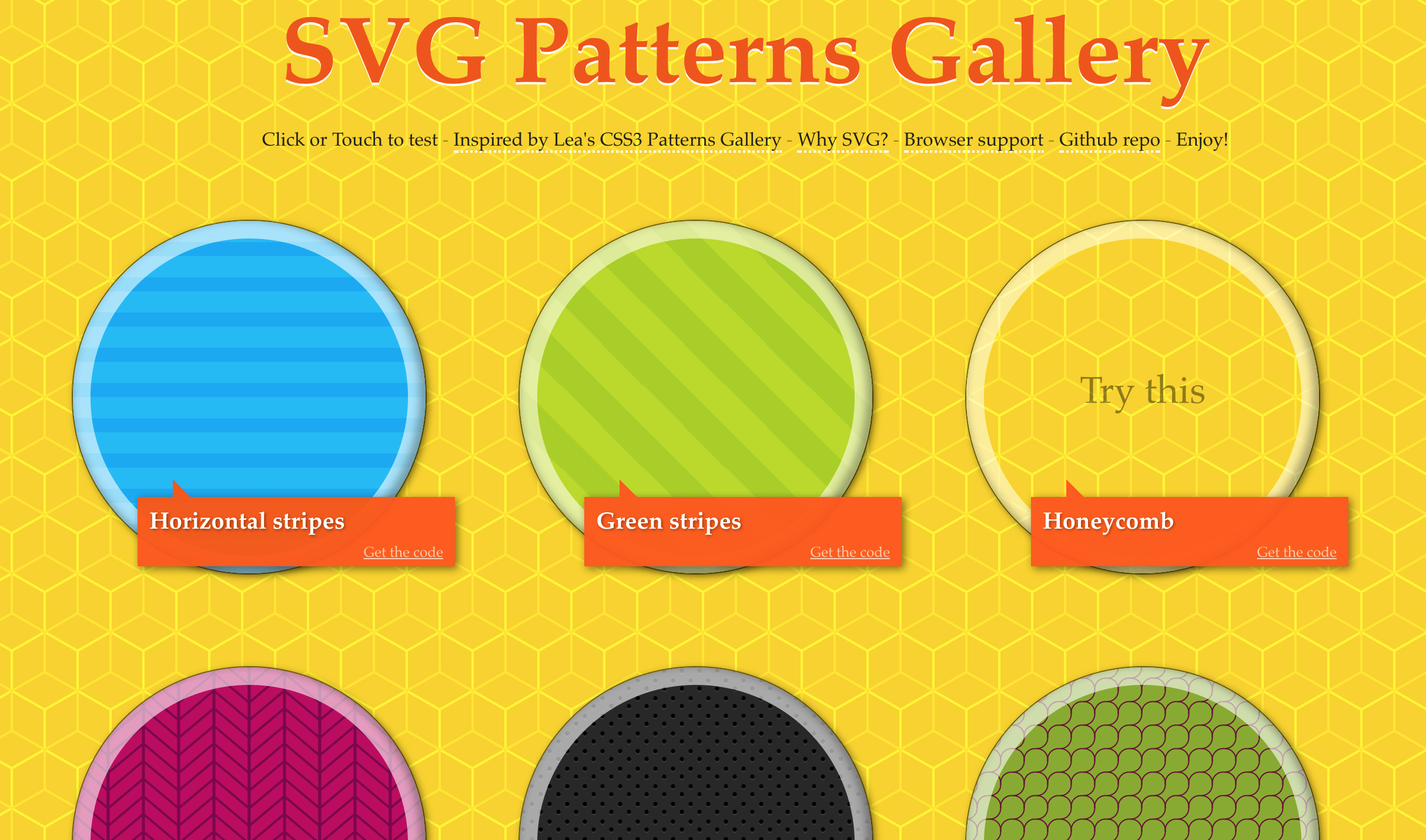 6 Clever SVG Pattern Generators for Your Next Design — SitePoint