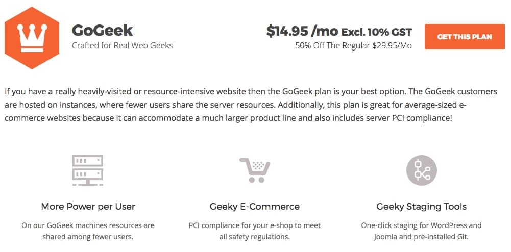 SiteGround Review: GoGeek