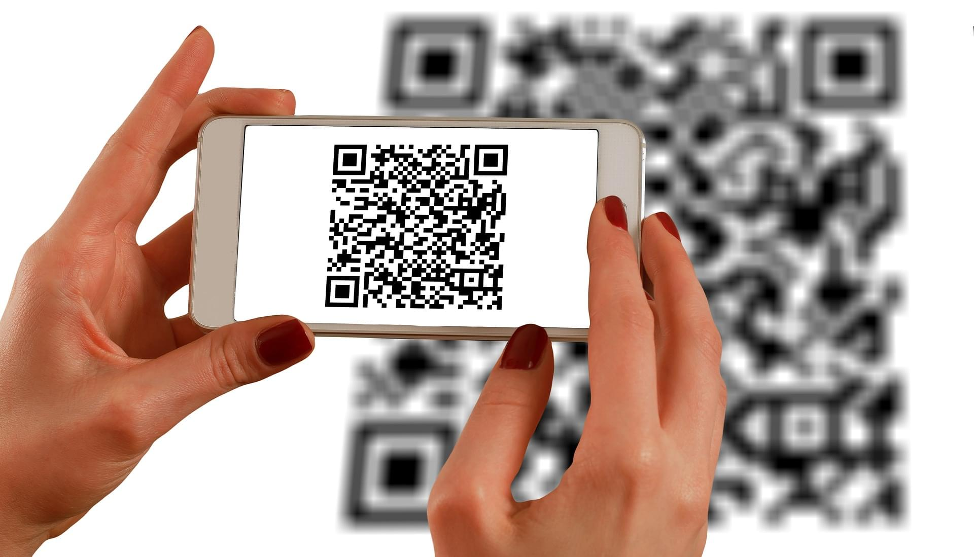 Image result for qr code reader