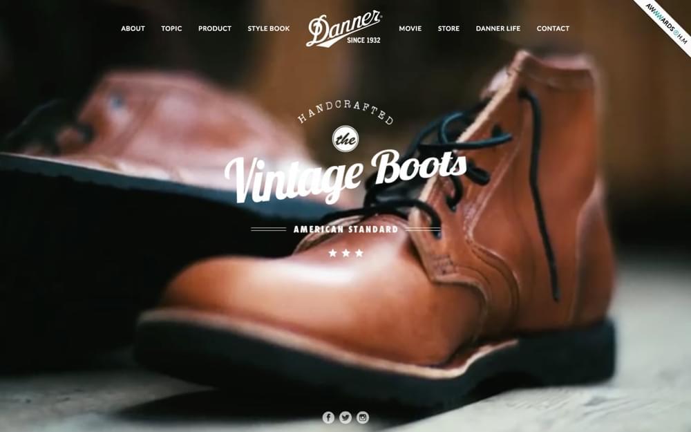 Danner's Boots