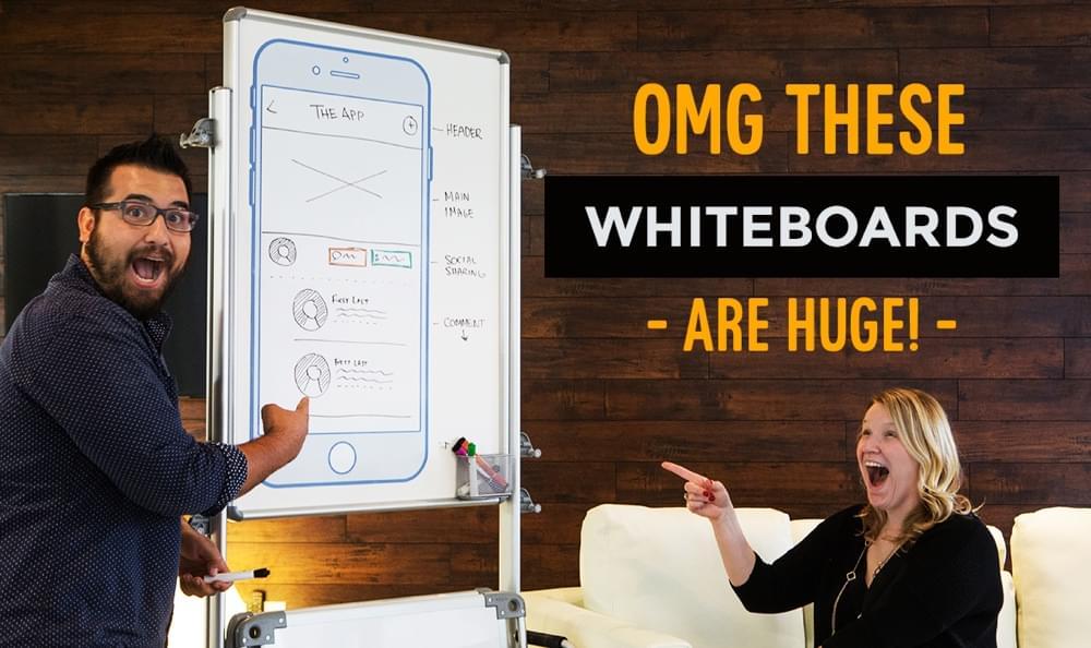 UX Whiteboard Design Resource