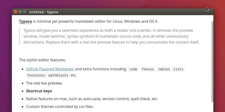 The Best Markdown Editor for Linux — SitePoint