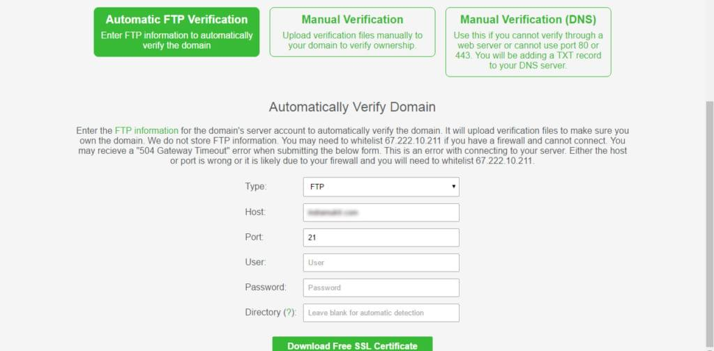 A Guide To Setting Up Lets Encrypt Ssl On Shared Hosting Sitepoint