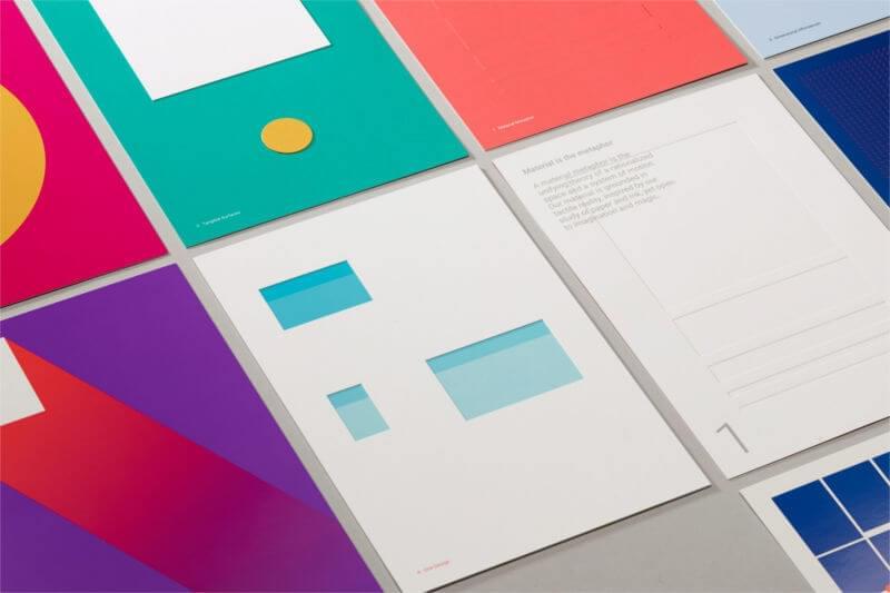 Google Material Design for Progressive Web Apps Design