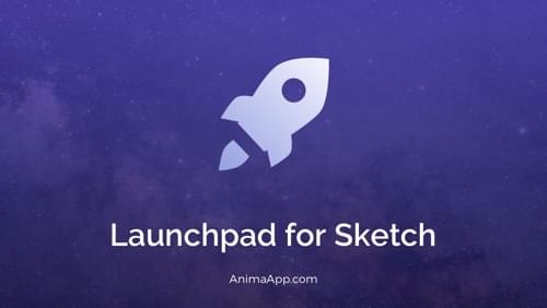 LaunchPad for Sketch