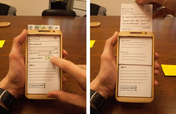 How to Make Paper Prototypes — SitePoint
