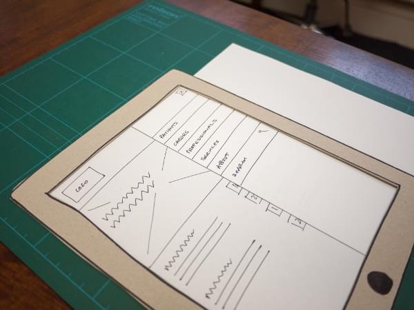 off-canvas menu