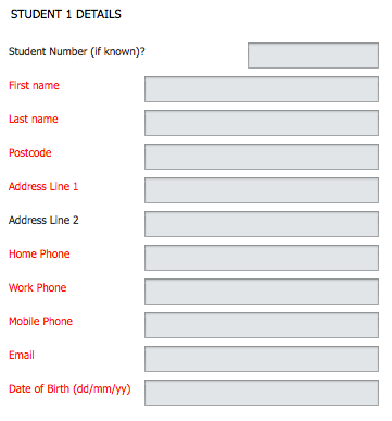 """/>Color is the only way that required fields are indicated on this form, making it inaccessible to many users"""" width=""""361″ height=""""387″ class=""""aligncenter size-full wp-image-161086″ /></p> <p class="""