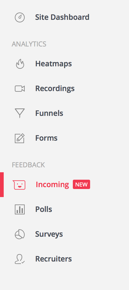 Hotjar Incoming How to Boost UX with Analytics and Customer Journey Mapping — SitePoint - 1513561479hotjar incoming - How to Boost UX with Analytics and Customer Journey Mapping — SitePoint