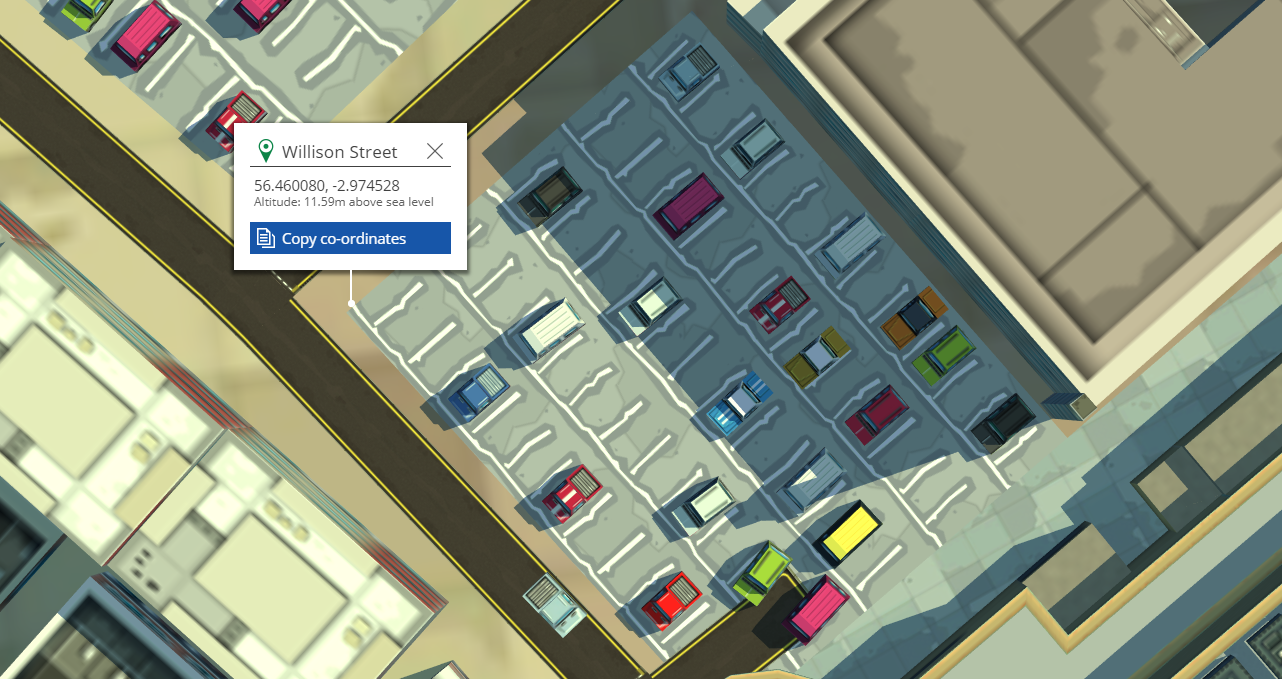 parking-coordinate