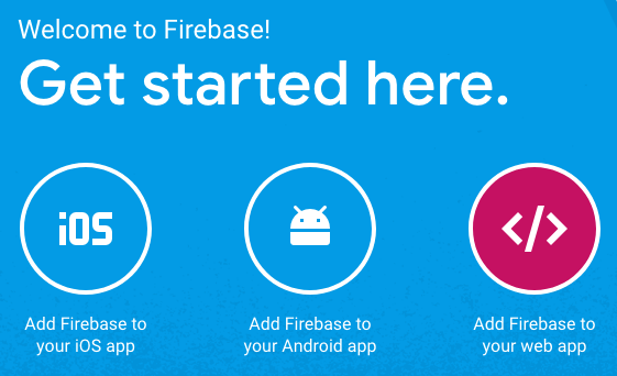 Add Firebase to your web app  - 1522199054firebase add to web app - Authenticating Firebase and Angular with Auth0: Part 1 — SitePoint