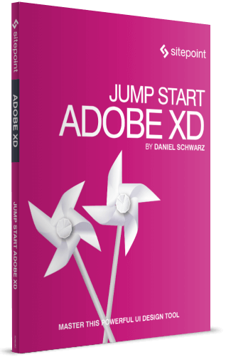 Adobe XD - Jump Start Book