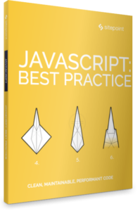 Javascript Best Practice Book