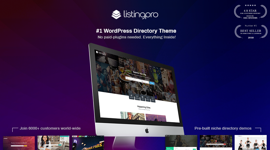 ListingPro: The #1 WordPress Directory Theme  - 15311131641 - 29 Awesome Tools for Web Designers & Developers — SitePoint