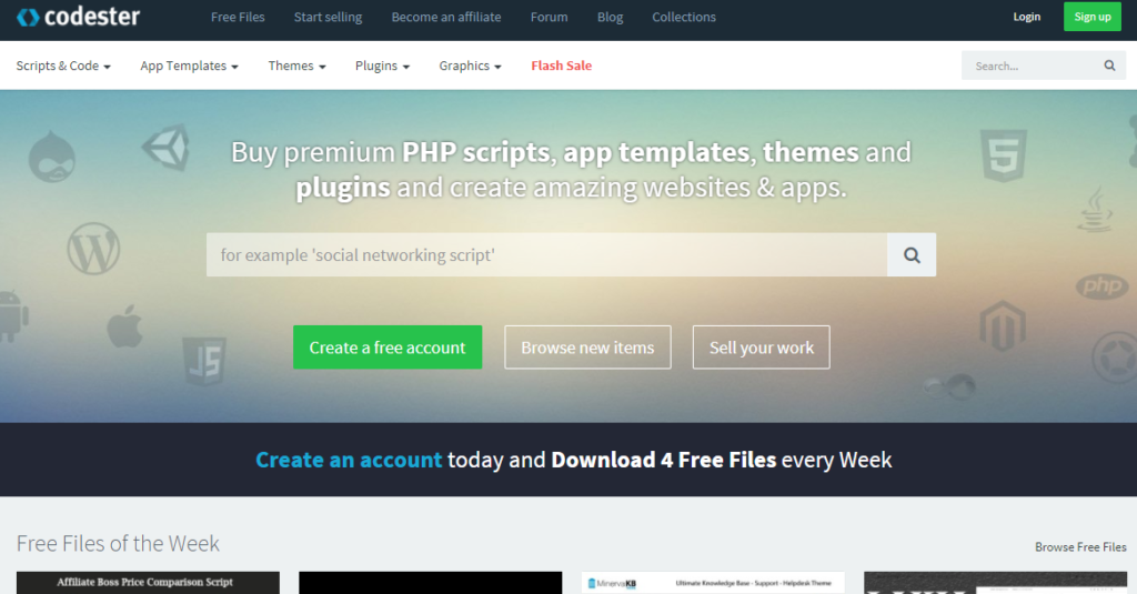 Codester  - 15311136749 - 29 Awesome Tools for Web Designers & Developers — SitePoint