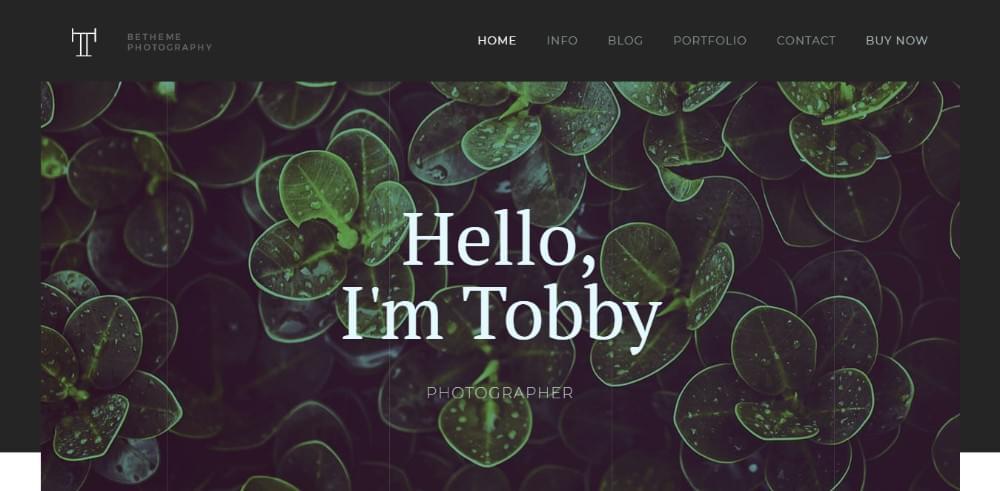 BePhotography