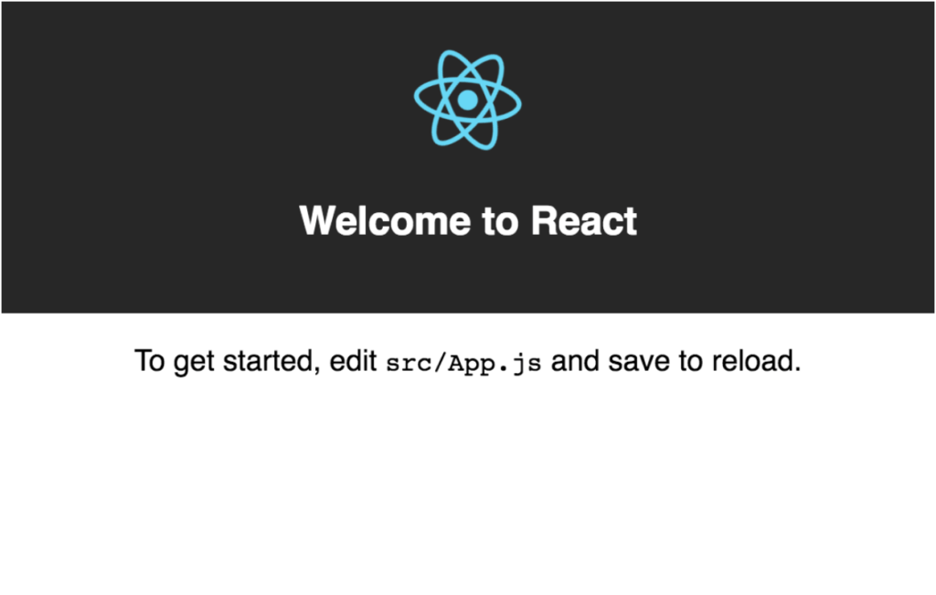 Create React App default homepage  - 1532411280cra homepage 78544ae32a621e2e6af51c9428ef6bab7b37f8d997c3c8e36107ee72bbb38d88 1024x651 - Build a Basic CRUD App with Node and React — SitePoint