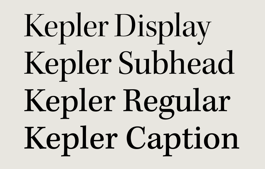 Variable Fonts: What They Are, and How to Use Them — SitePoint