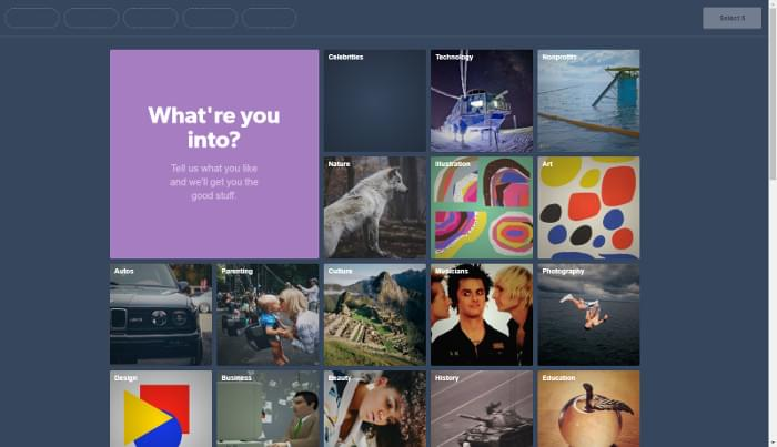 The tumblr page  - 1534380073tumblr - Redesigning a Card-based Tumblr Layout with CSS Grid — SitePoint