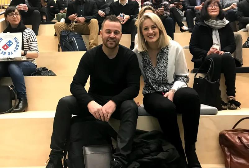 Hannah Vasicek & Tobi Skovron