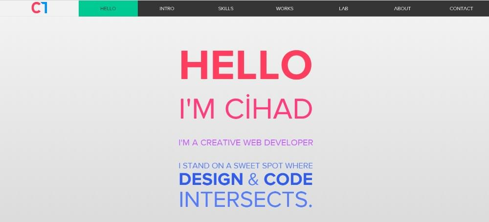 How to Build a Stunning Portfolio Website as a Web Developer ...