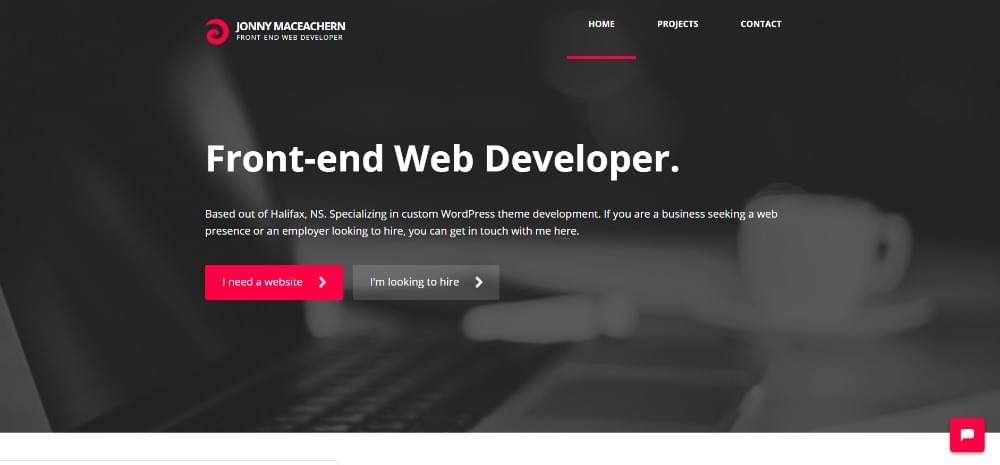 How To Build A Stunning Portfolio Website As A Web Developer Sitepoint