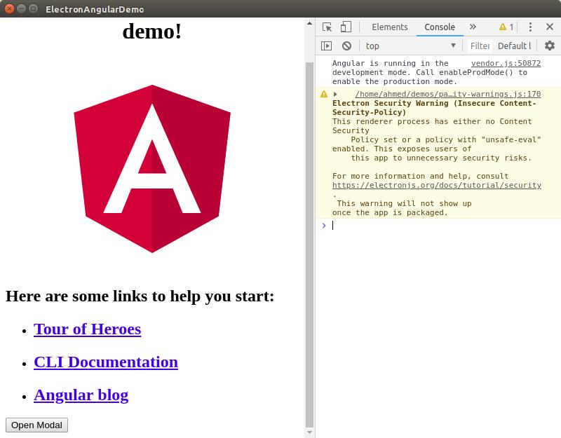 Build Cross-Platform Desktop App with Electron.js