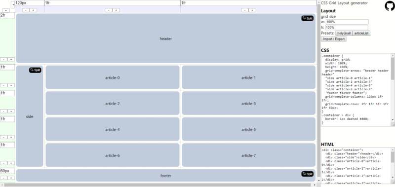 , 5 Super CSS Grid Generators for Your Layouts — SitePoint, Rojak WP