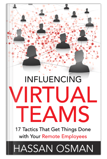 Cover: Influencing Virtual Teams