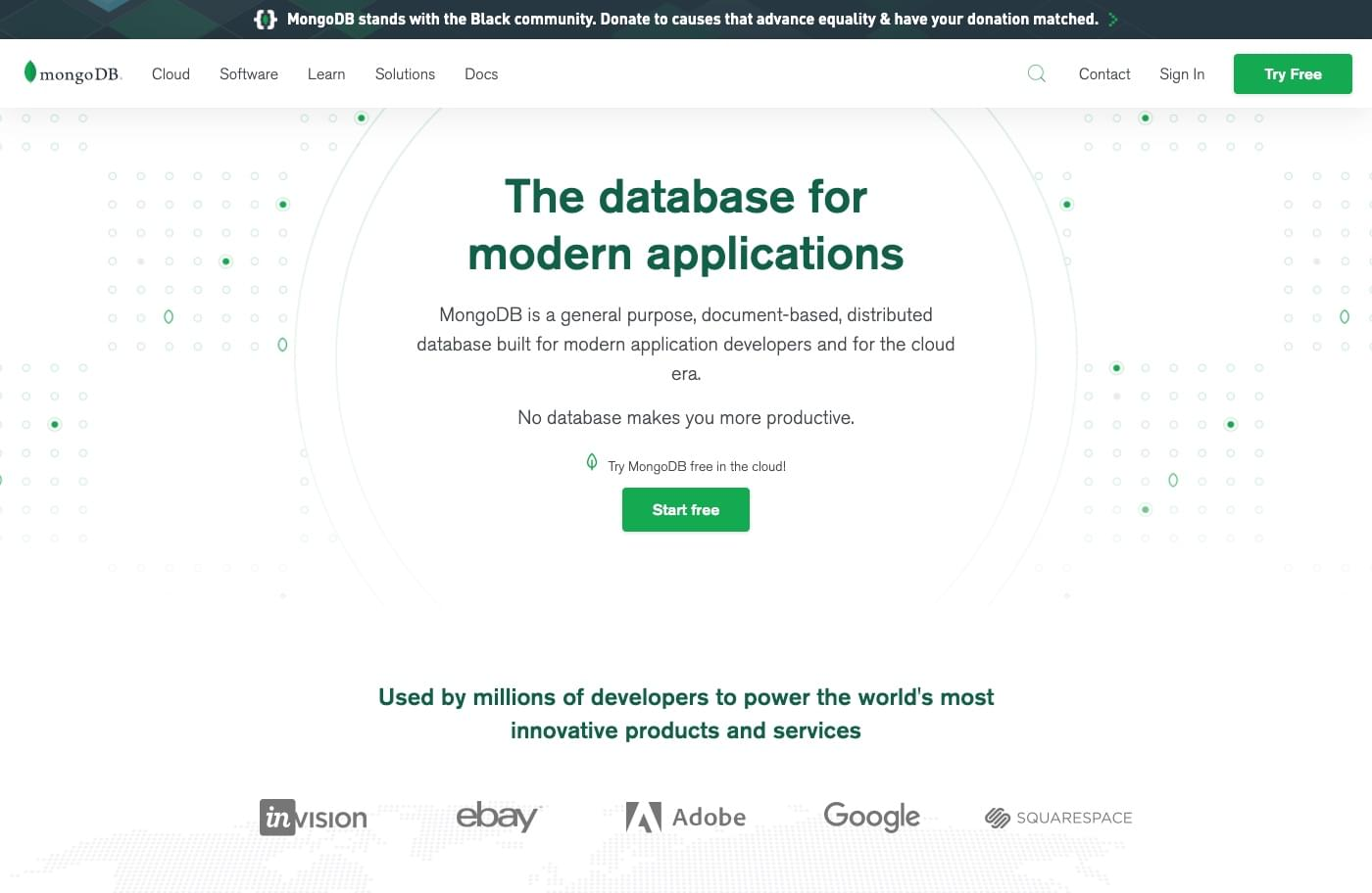 MongoDb - Start New Projects Faster