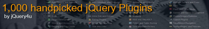 jquery-plugins-list