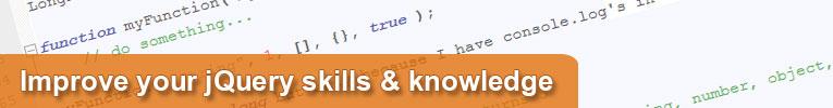 improve-jquery-knowledge
