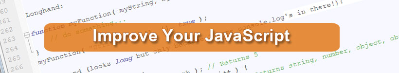 improve-your-javascript