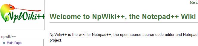 notepadplus-wiki