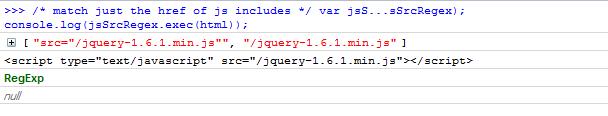 jquery 解析正则表达式及常见的Regex规则和表达式