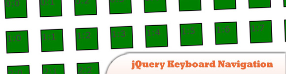 jQuery Keyboard Navigation Plugin