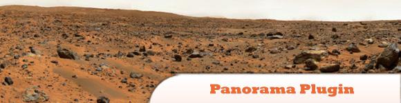 jQuery panorama plugin