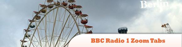 BBC Radio 1 Zoom Tabs
