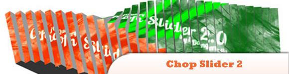 Chop Slider 2 jQuery Plugin