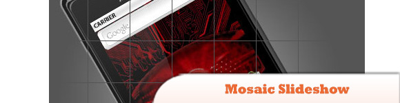 Mosaic Slideshow with jQuery & CSS