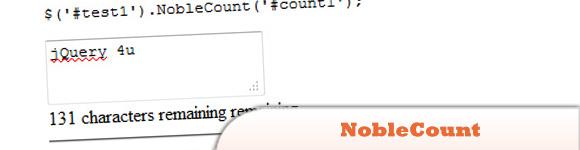 NobleCount