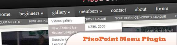 PixoPoint Menu Plugin