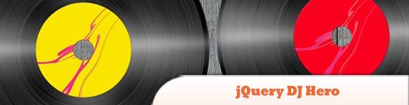jQuery DJ Hero